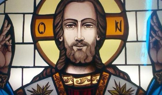 vitraliu Iisus Hristos
